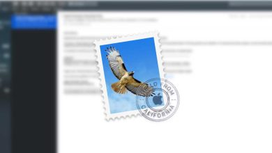 Mail macOS