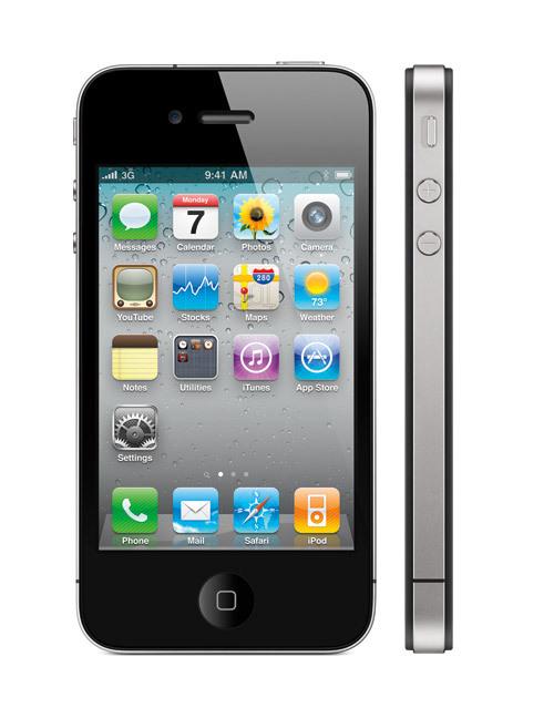 Apple dévoile le tout dernier iPhone : IPhone 4