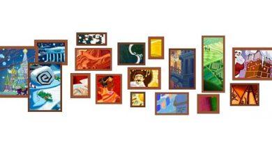 Photo of Google fête la fin d'année 2010 et le nouvel an 2011