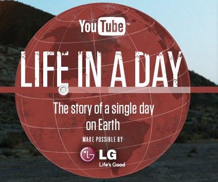 youtube un jour dans la vie life in a day