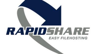 Photo de RapidShare : bridage du débit !