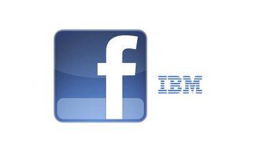 Photo de Facebook-IBM : achat de brevets