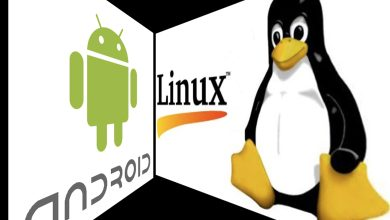 linux integre android
