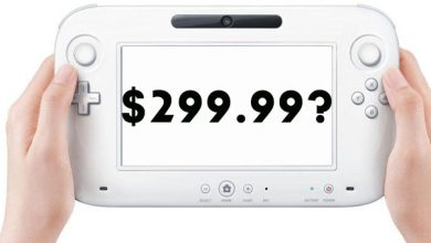 Photo of Nintendo Wii U : 299 dollars !
