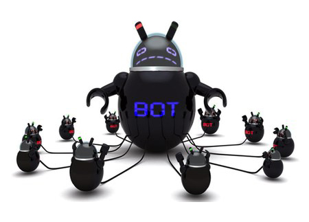 Android botnet Yahoo Mail