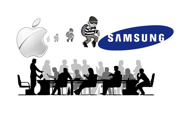 Apple vs Samsung : vers une interdiction des Galaxy S et S2 ? 1