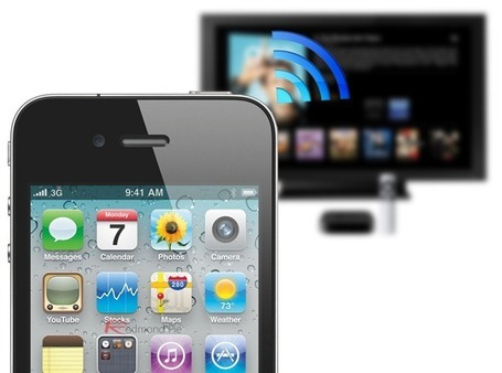 iphone 5 airplay direct sans wifi