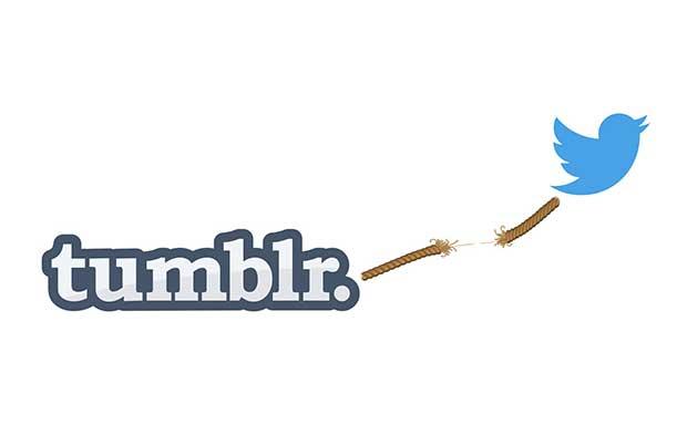 Twitter : plus de liaison avec Tumblr ! 1