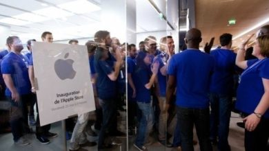 Photo of iPhone 5 : l'appel à la grève ne perturbe pas les Apple Store français