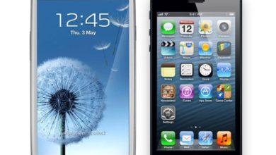 Photo de iPhone 5 : Samsung va l'attaquer pour violation de brevets !