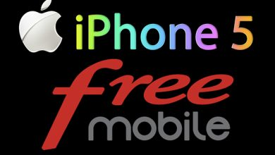 iphone 5 disponible d entree de jeu chez free mobile
