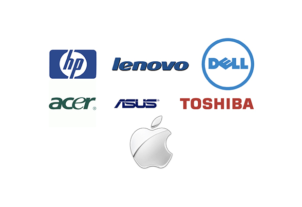 Apple : parmi les meilleurs vendeurs d'ordinateurs en 2013 ?