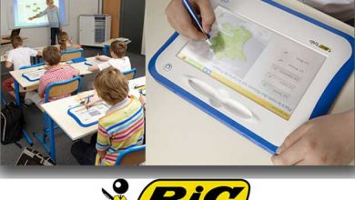 Photo of Bic Tab : une tablette à usage scolaire