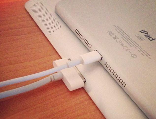 Nouveau chargeur pour iPad Mini