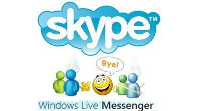 Photo de Microsoft : fin de Messenger, place à Skype