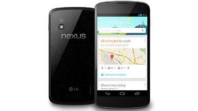 Photo de Nexus 4 : moins d'une heure pour être en rupture de stock