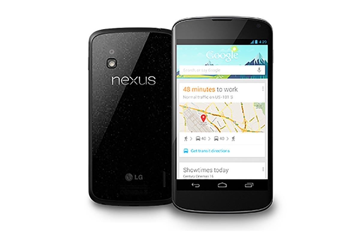 Nexus 4 : moins d'une heure pour être en rupture de stock