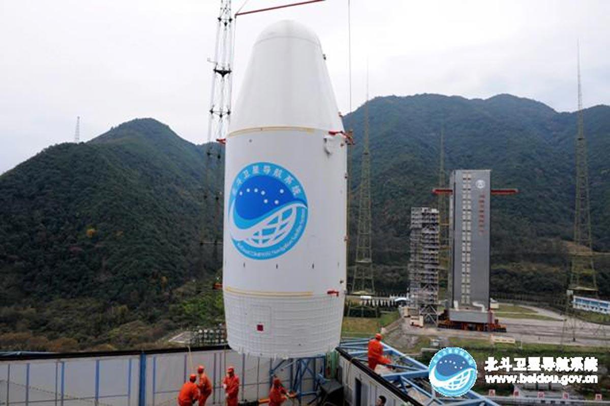 GPS : la Chine lance son propre système de navigation appelé Beidou