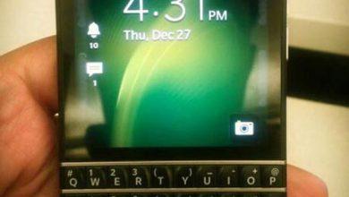 Photo de BlackBerry 10 : un terminal homologué par la FCC