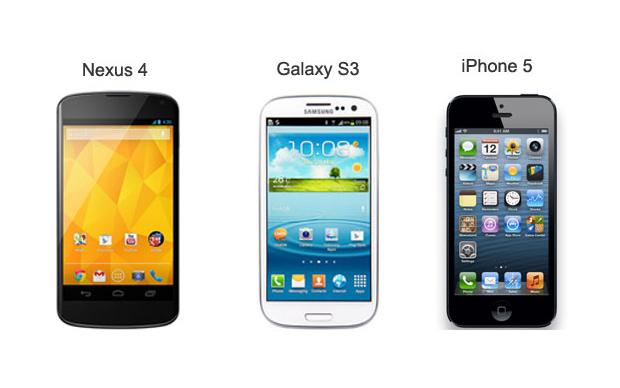 iphone 6 ios 7 le couple sense contrecarrer le nexus 4