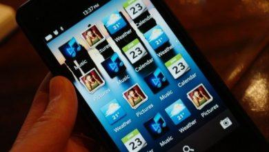 Photo of RIM : son catalogue d'applications s'étoffe pour BlackBerry 10