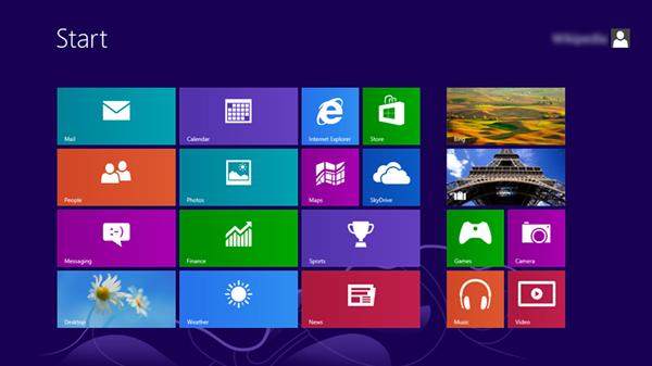 windows 8 echec ou reussite