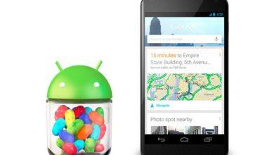 Photo de Android 4.2.2 Jelly Bean : déploiement en France sur les Nexus 4