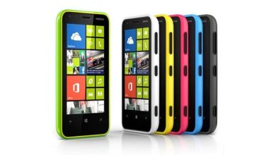 Photo de Lumia 620 : seulement chez Free Mobile
