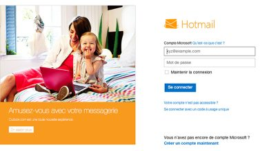 Photo de Messagerie : Hotmail laisse sa place à Outlook.com !