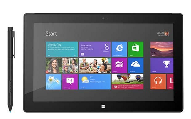 surface pro un pc au format tablette