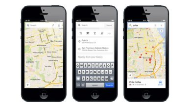 ios une version 1 1 de google maps
