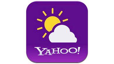 Photo de iOS : Yahoo! Météo débarque en force