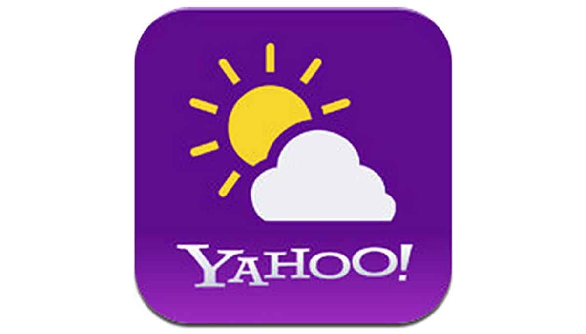 Yahoo Météo arrive sur l'iPhone et l'iPad