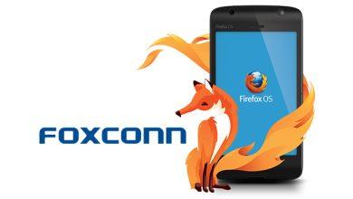 Photo of Firefox OS : soutien inconditionnel de Foxconn