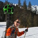 Google Street View prête son Trekker aux particuliers