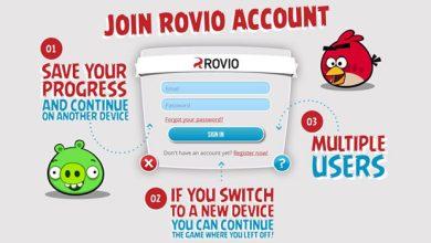 Photo of Cloud : Rovio lance un service pour centraliser les sauvegardes