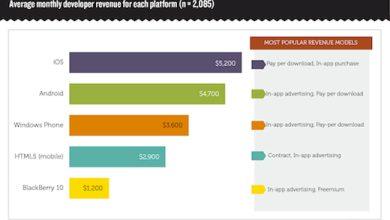 Photo de Développeurs : l'écart entre iOS et Android se resserre
