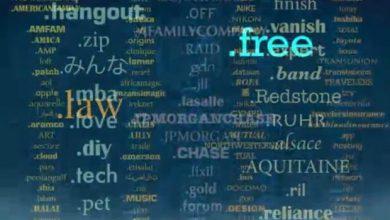 Internet : prochainement de nouvelles extensions de noms de domaine