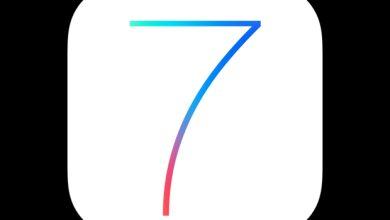 Photo de iOS 7 : les nouveautés de la beta 3