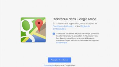 iOS : Google Maps se met à niveau de la version Android