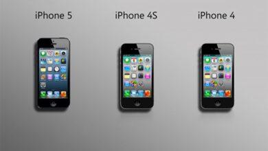 Photo of iPhone 5 : trop de concurrence des versions précédentes ?