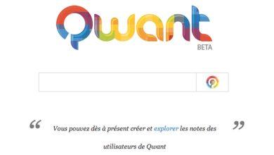 Photo de Qwant : le moteur de recherche qui trouve « tout » !
