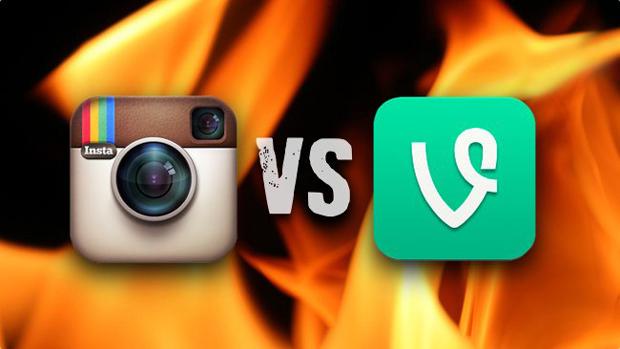 Vine : contre-attaque face à l'offensive Instagram