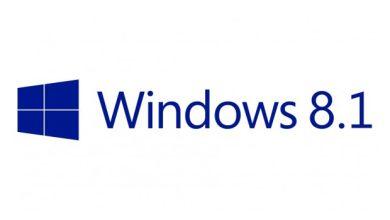 Photo de Windows 8.1 : déjà les premiers correctifs !