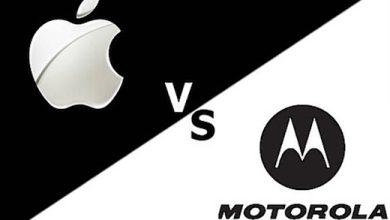 Photo de Apple vs Motorola : accord autour de 14 brevets