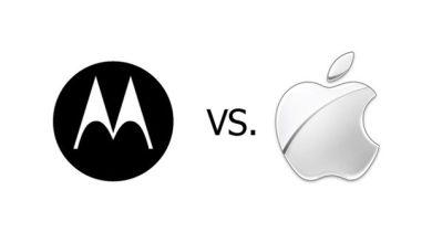 Photo of Apple vs Motorola : tout n'est pas encore réglé