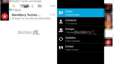 Photo de BlackBerry : son Messenger prêt à conquérir Android et iOS