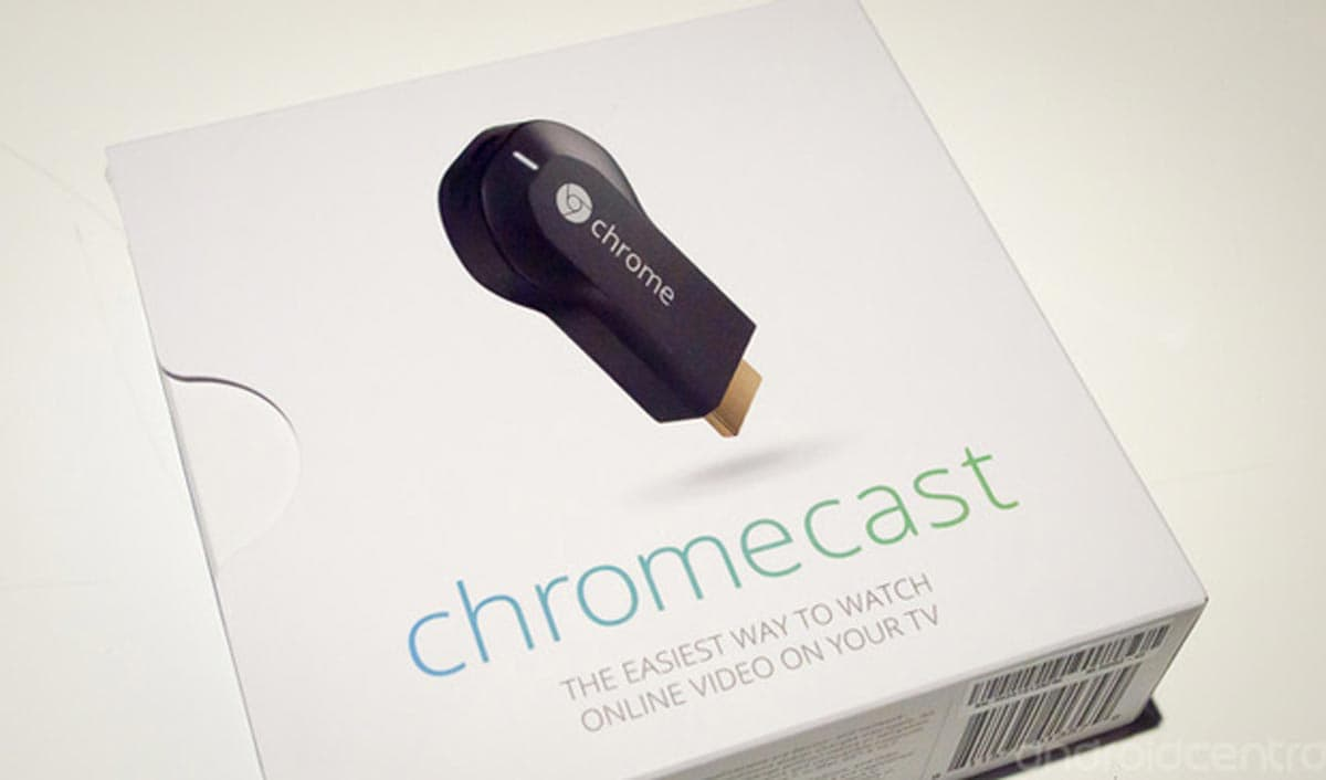 Chromecast : pas de Chrome OS au programme, mais de l'Android Light