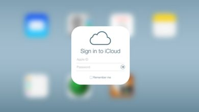 Photo de iCloud : épurement de l'interface au programme