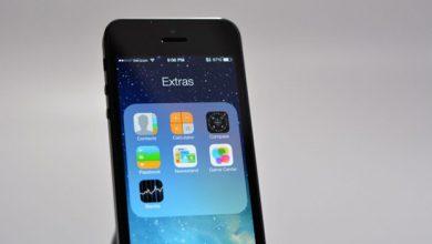 Photo de iOS 7 : pour iPhone et iPod, mais pas iPad ?